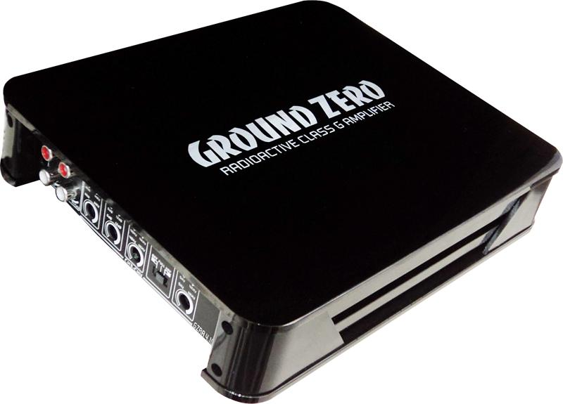 GROUND ZERO GZRA 4.100 G