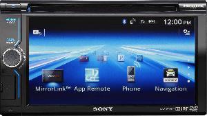 фото: Sony XAV-602BT
