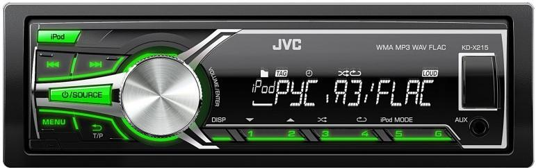 JVC KD-X215EE