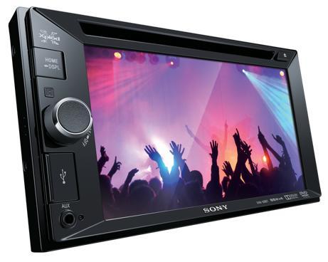 Sony XAV-68 BT