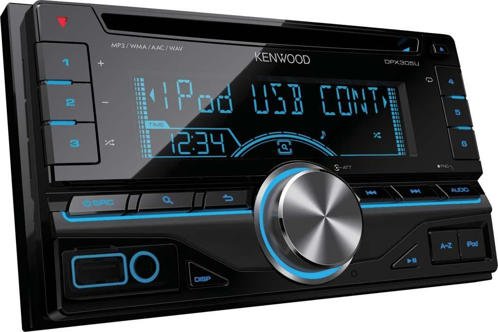 Kenwood DPX305U