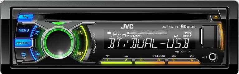 JVC KD-R841BTEY