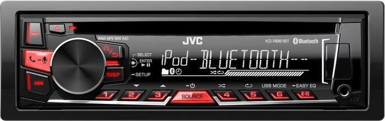 JVC KD-R861BTEY
