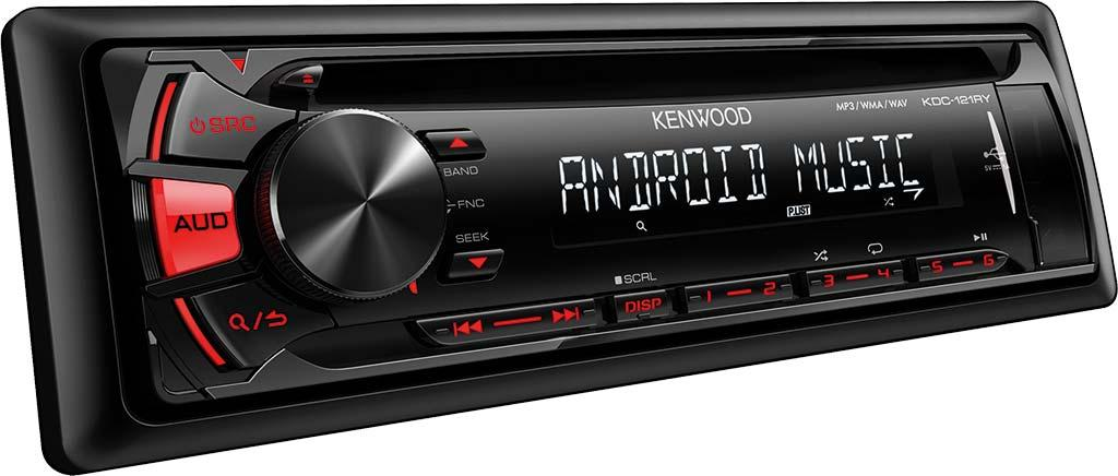 Kenwood KDC-121RY