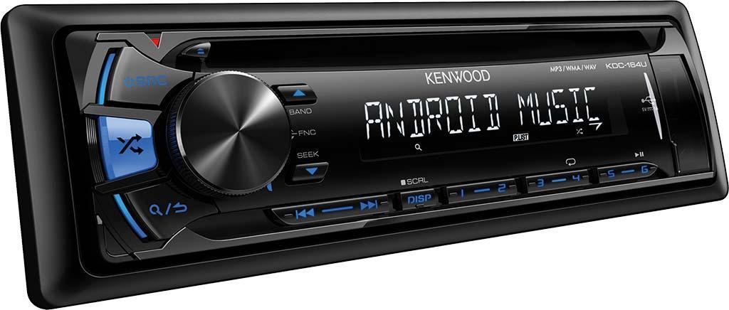 Kenwood KDC-164UB