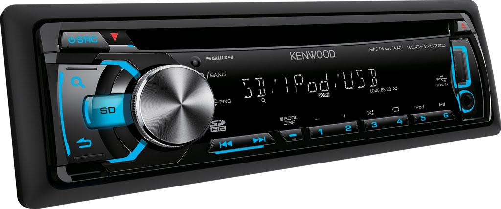 Kenwood KDC-4757SD