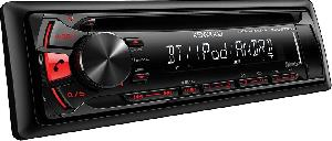 фото: Kenwood KDC-BT35U