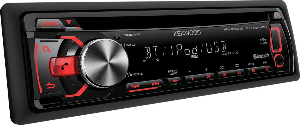 Kenwood KDC-BT43U