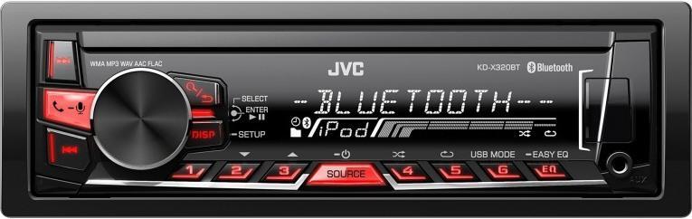 JVC KD-X320BTEY