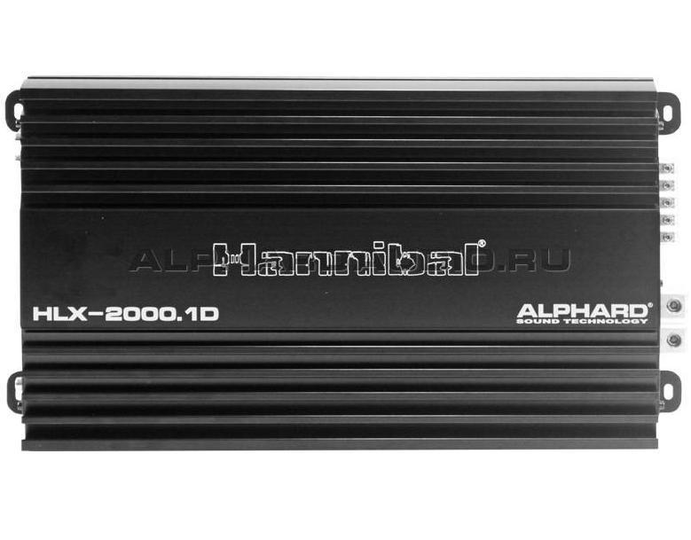 Alphard HLX-2000.1D