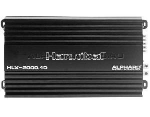 фото: Alphard HLX-2000.1D