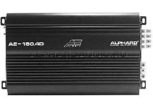фото: Alphard AE-150.4D