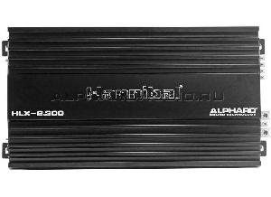 фото: Alphard Hannibal HLX-2.300