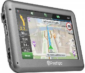 фото: PRESTIGIO GPS GeoVision 4055