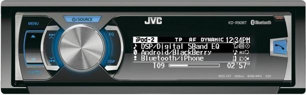JVC KD-R90 BTEY