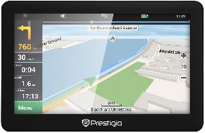 фото: PRESTIGIO GPS GeoVision 5056