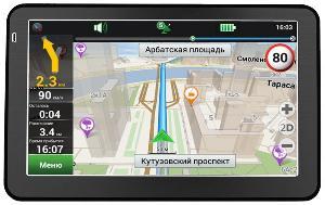 фото: PRESTIGIO GPS GeoVision 5058