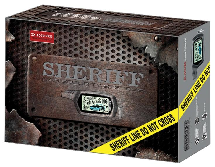 Sheriff ZX-1070 PRO