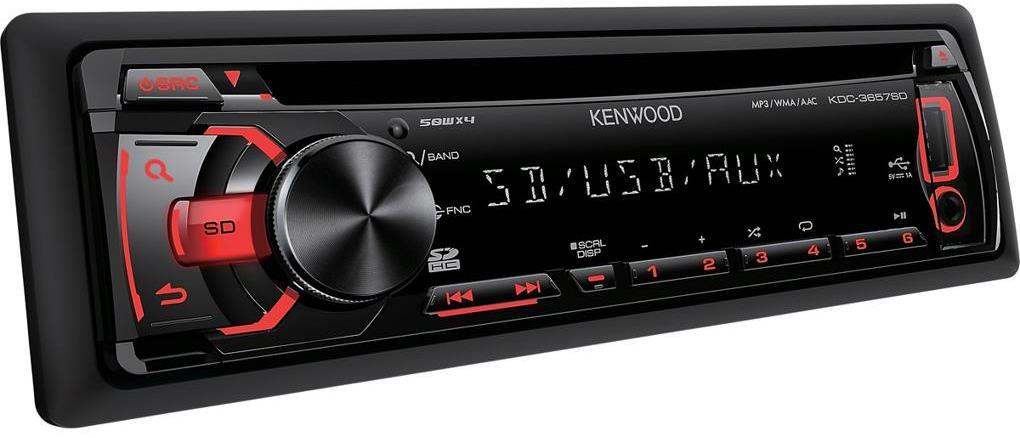 Kenwood KDC-3657SD
