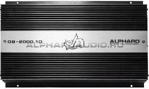 фото: Alphard Deaf Bonce DB-2000.1D