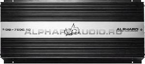 фото: Alphard Deaf Bonce DB-7500.1D