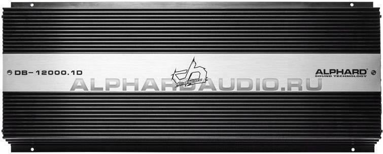 Alphard Deaf Bonce DB-12000.1D