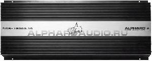 фото: Alphard Deaf Bonce DB-12000.1D