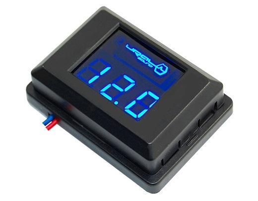 URAL DB Voltmeter (синяя подсветка)