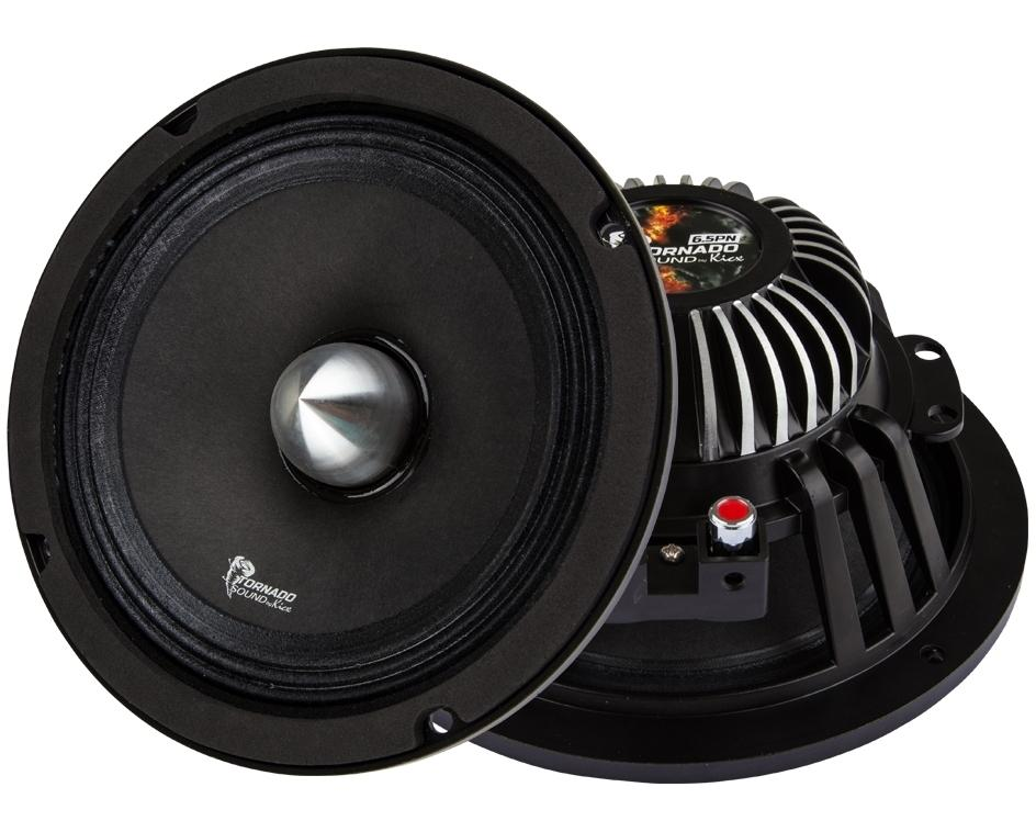 KICX Tornado Sound 6.5PN (8 Ohm)