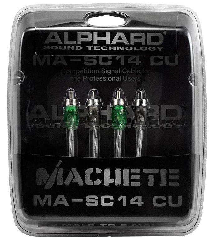 Alphard Machete MA-SC14CU