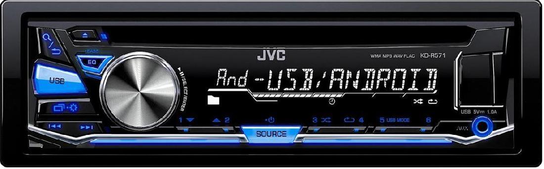 JVC KD-R571E