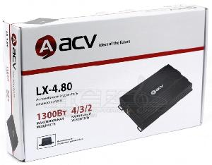 фото: ACV LX-4.80