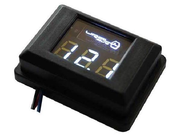фото: URAL DB Voltmeter (белая подсветка)
