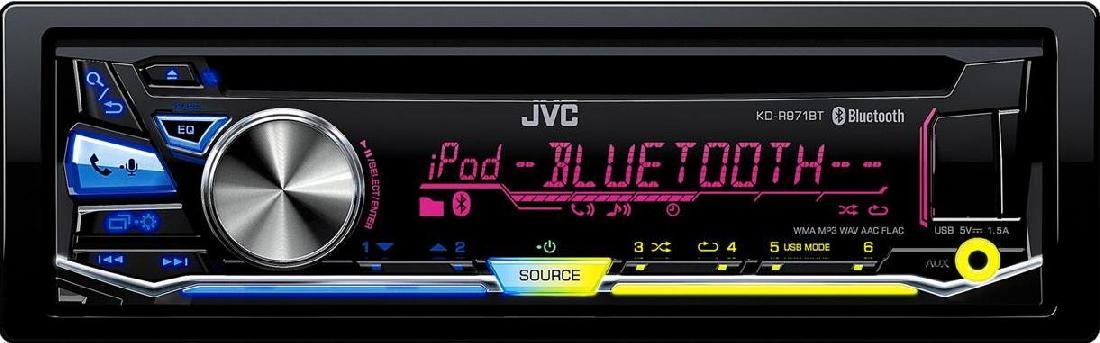 JVC KD-R971BTE