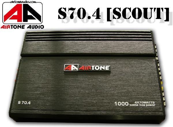фото: Airtone Audio S70.4 Scout