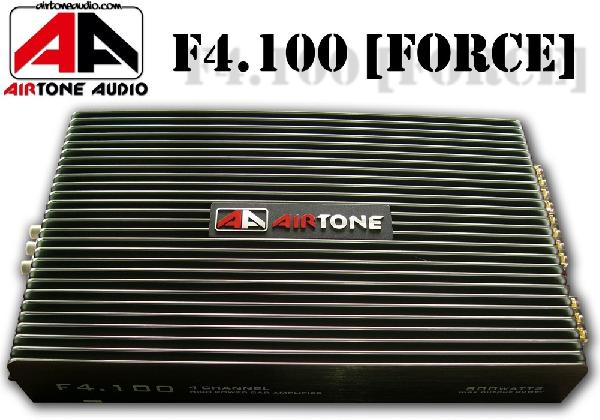 фото: Airtone Audio  F4.100 Force