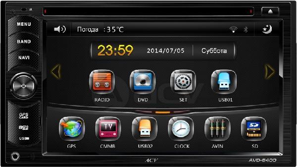 ACV AVD-6400