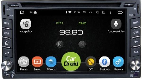 CarDroid RD-1002