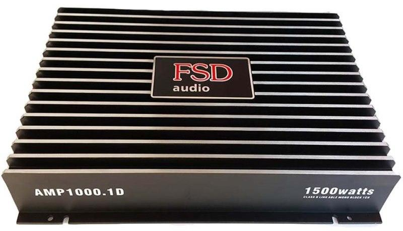 FSD audio AMP 1000.1D