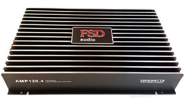 FSD audio AMP 120.4