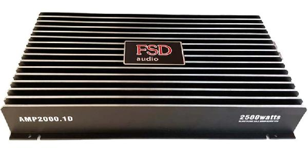 FSD audio AMP 2000.1D