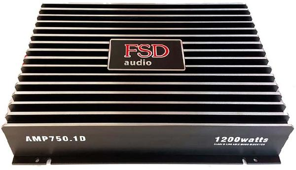 FSD audio AMP 750.1D