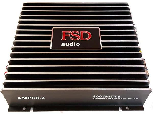 фото: FSD audio AMP 80.2