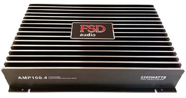 FSD audio AMP 100.4