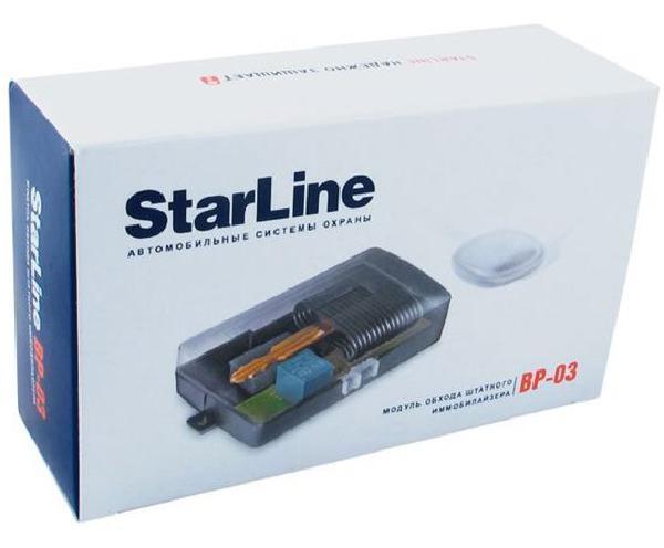 StarLine BP03