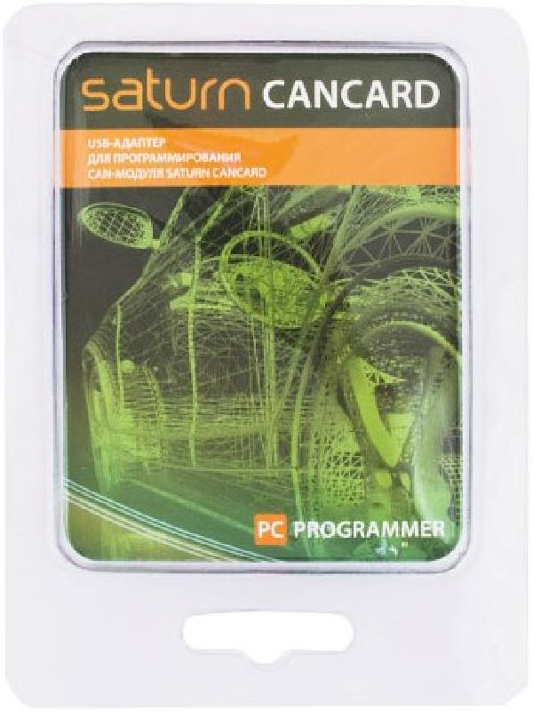 Saturn Cancard PC Programmer