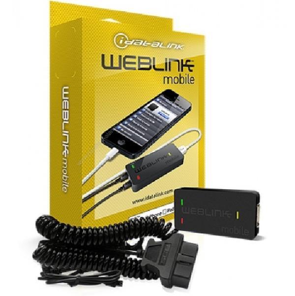 iDataLink WEBLINK-Mobile