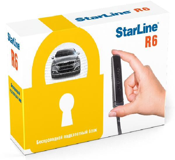 StarLine R-6