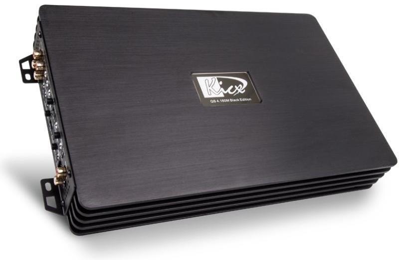 KICX QS 4.160М Black Edition