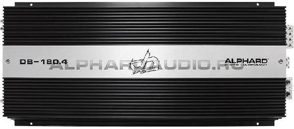 Alphard Deaf Bonce DB-180.4